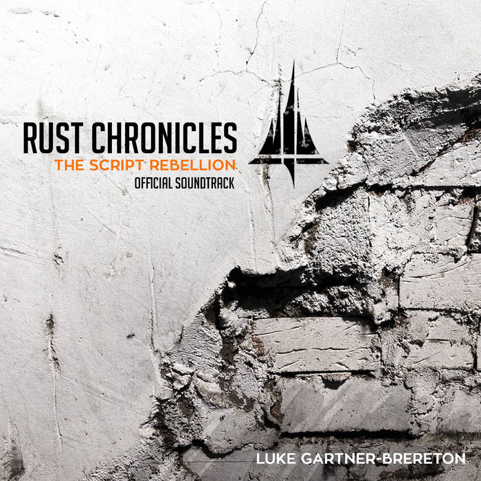 Rust Chronicles - Soundtrack cover art