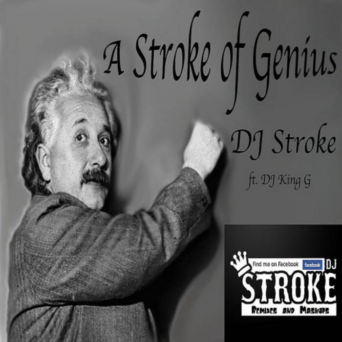 A Stroke of Genius cover art