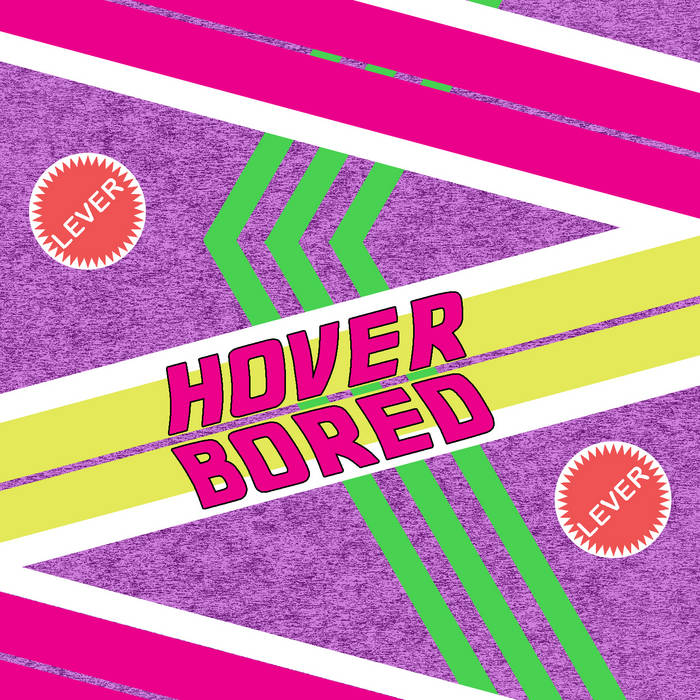 Hover Bored cover art