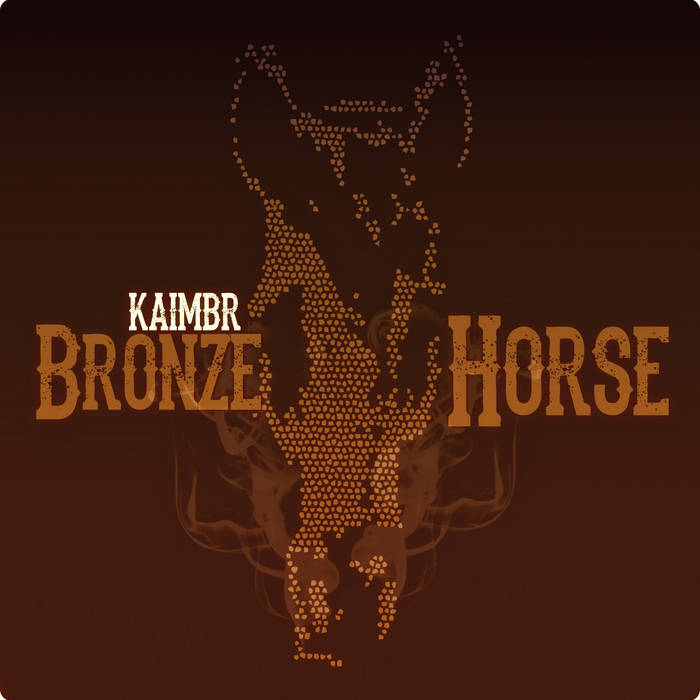 Bronze Horse cover art