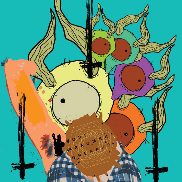 Bone Fragment Grenade cover art