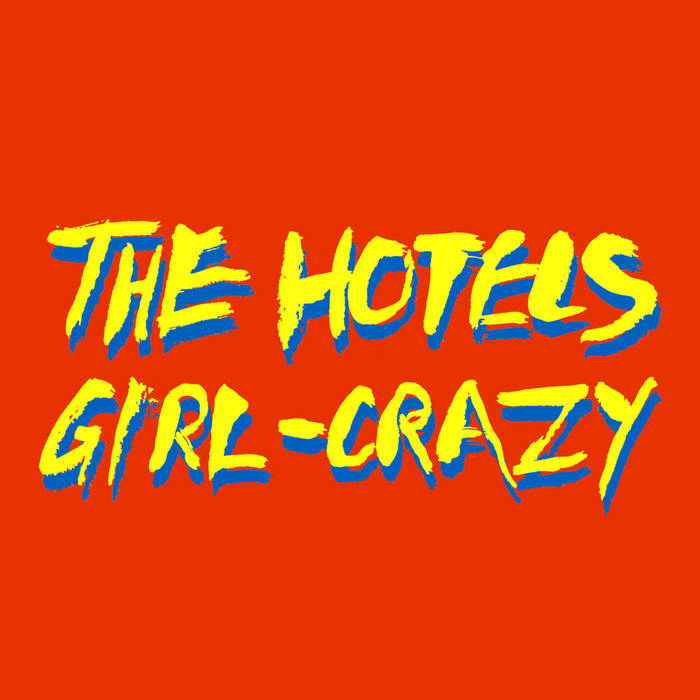 Girl-Crazy cover art
