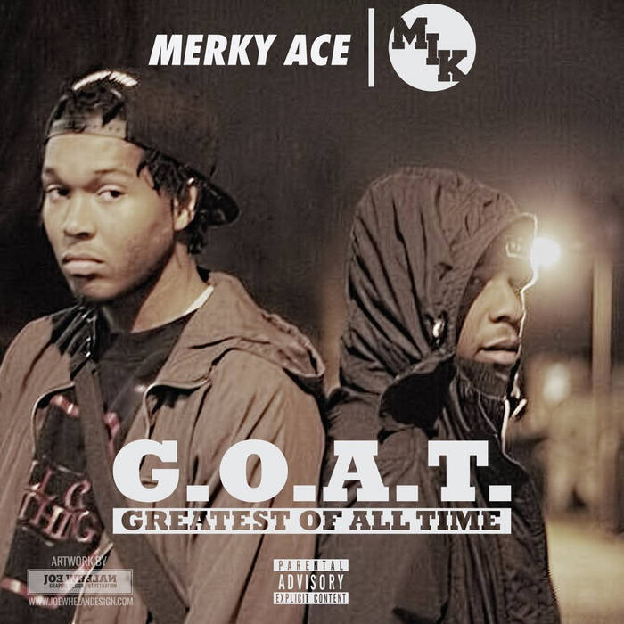 GOAT (Greatest Of All Time) cover art