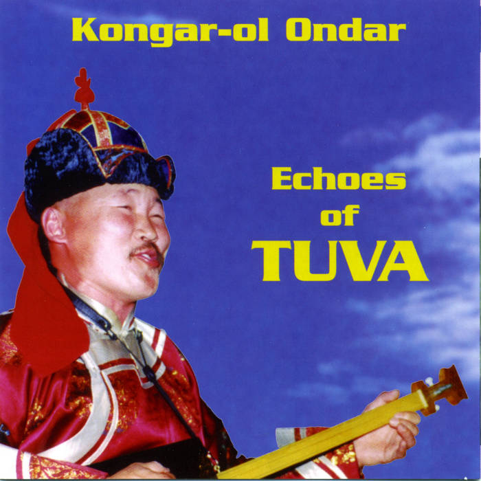 Echoes of Tuva cover art
