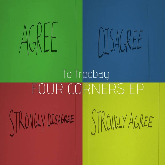 Four Corners EP cover art