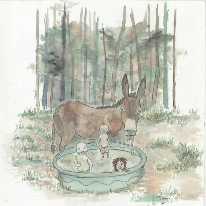Badgerhunt/Family Might Split cover art