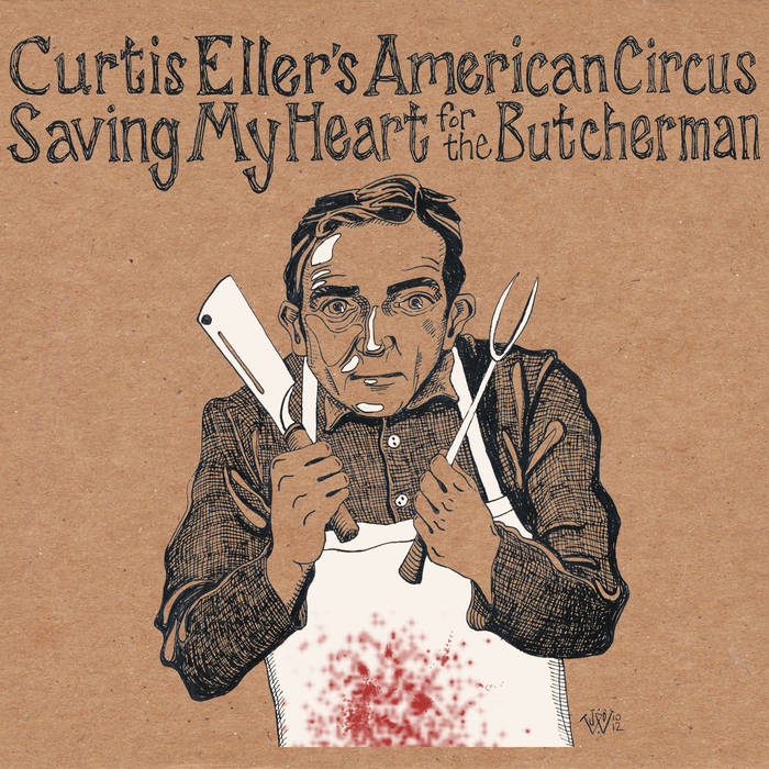 Saving My Heart for the Butcherman cover art