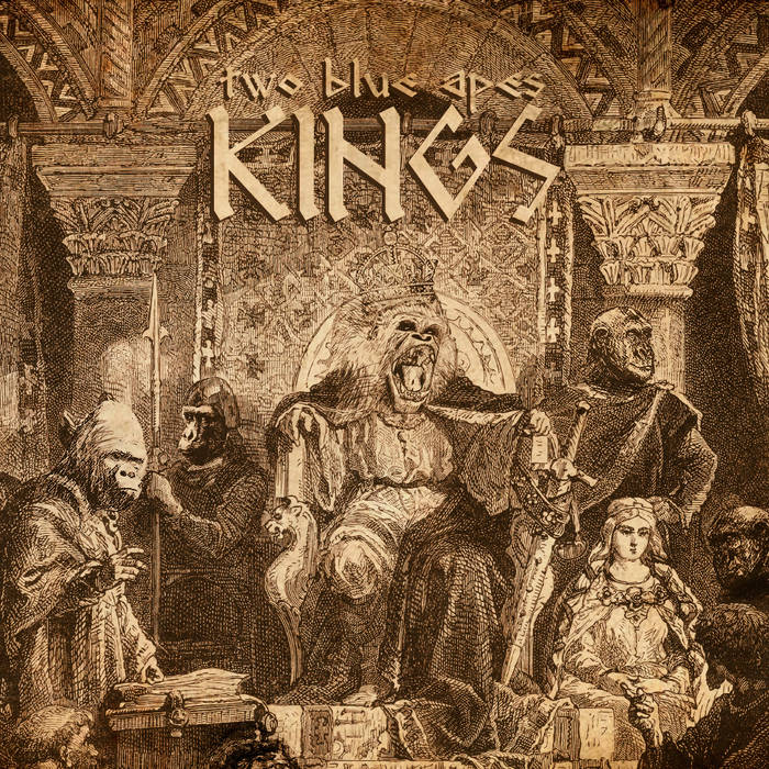 Kings EP cover art