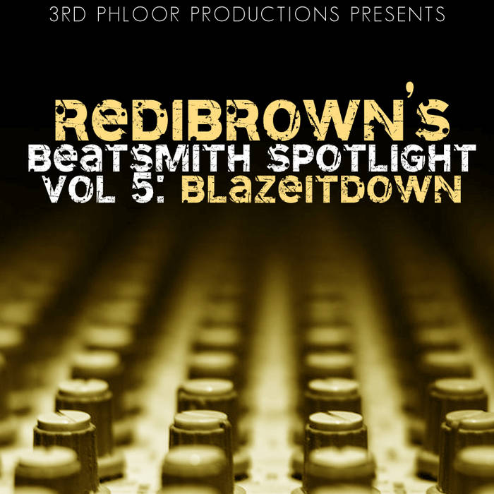 Beatsmith Spotlight Vol. 5 cover art