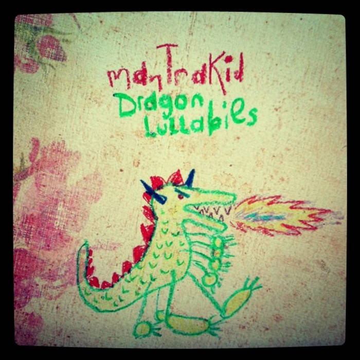 Dragon Lullabies cover art