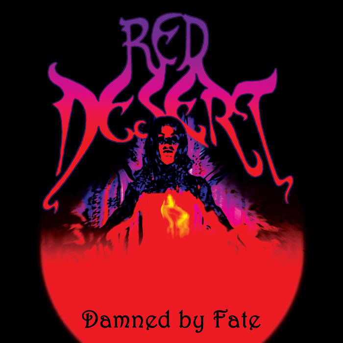 Damned by Fate cover art