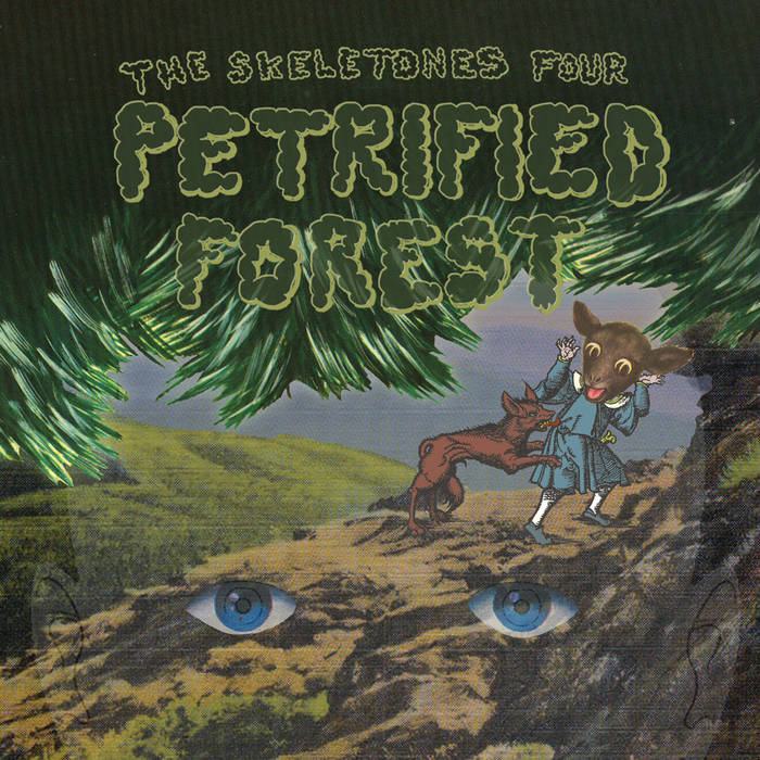 Petrified Forest cover art