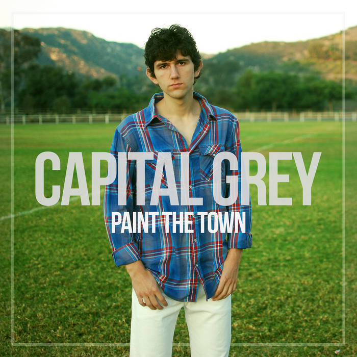 Paint the Town cover art