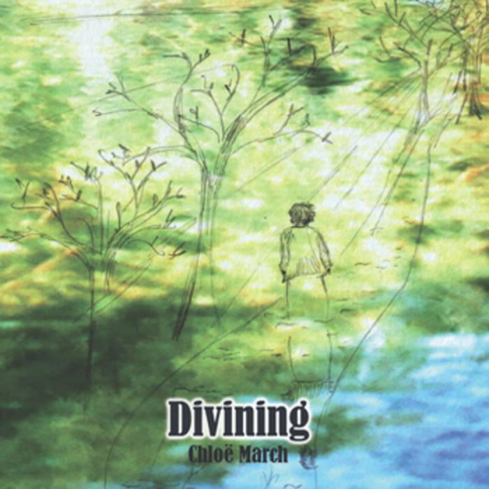 Divining cover art