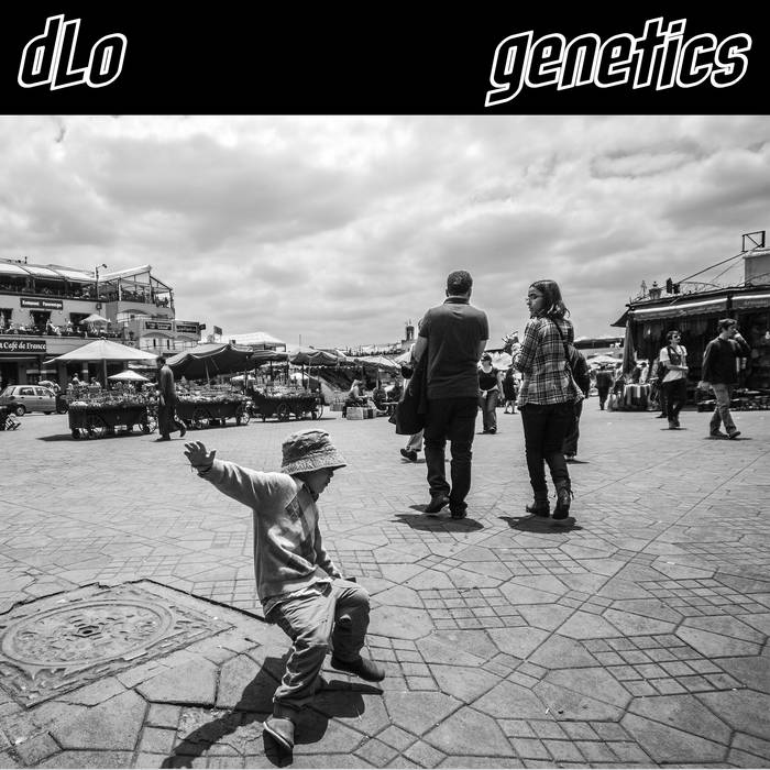 genetics cover art