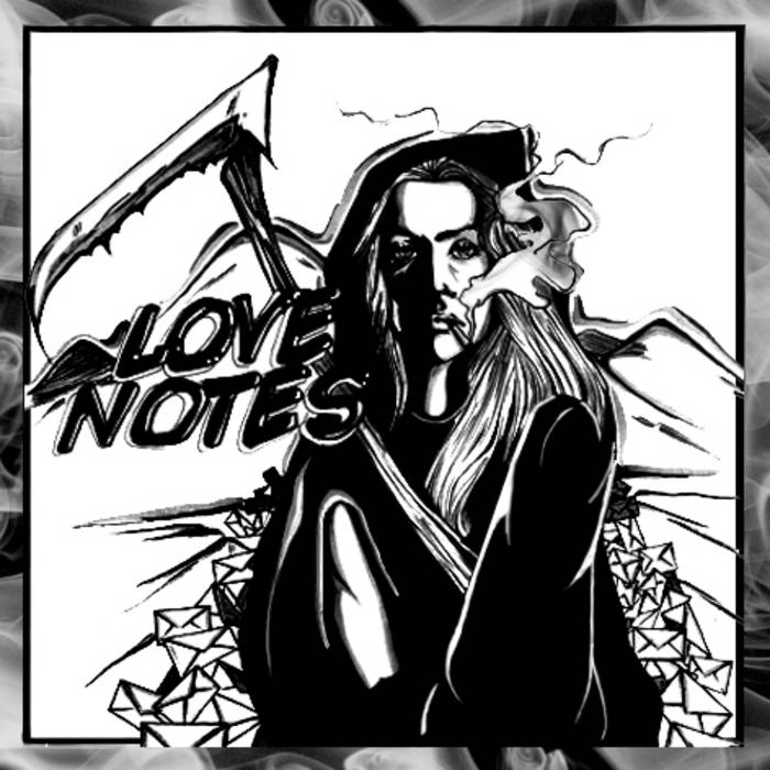 Love.Notes. cover art
