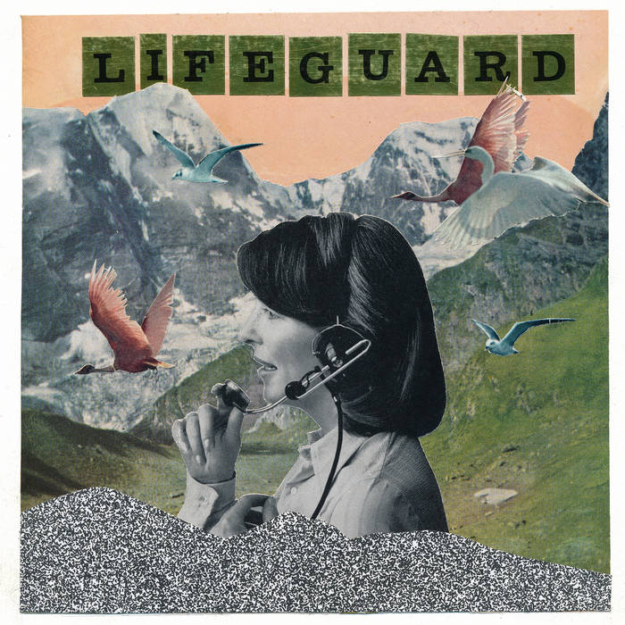 The Lifeguard EP cover art