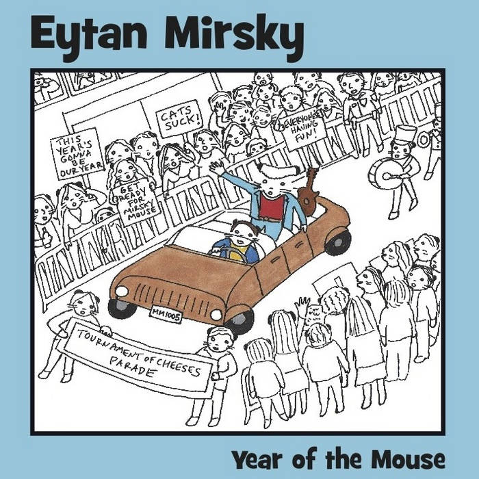 Year of the Mouse cover art