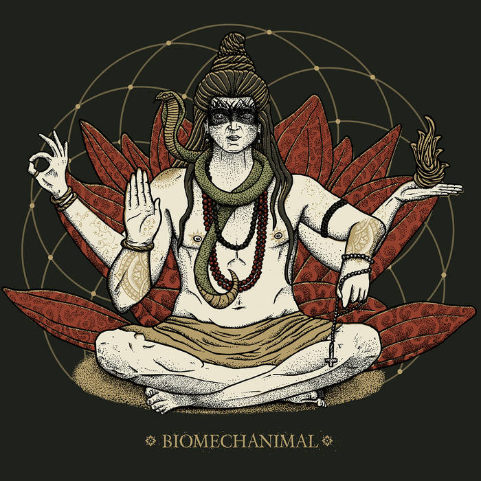 Biomechanimal cover art
