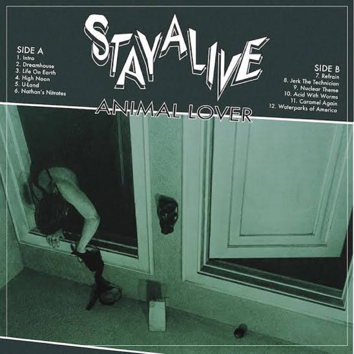 """Stay Alive 12"""" cover art"""