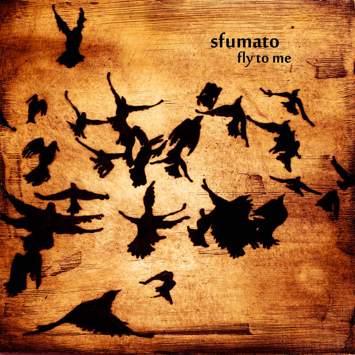 Fly to me - EP cover art