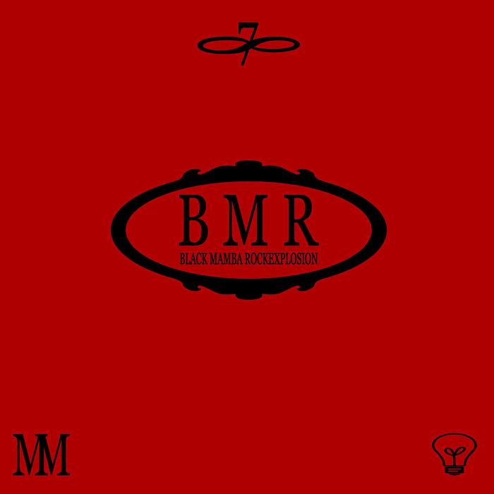 BLACK MAMBA ROCK EXPLOSION - s/t cover art