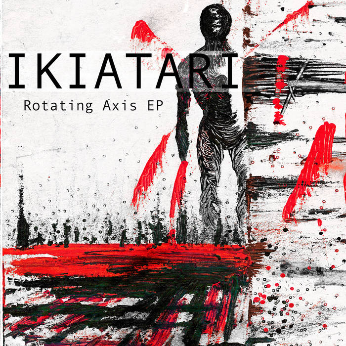 Rotating Axis EP cover art