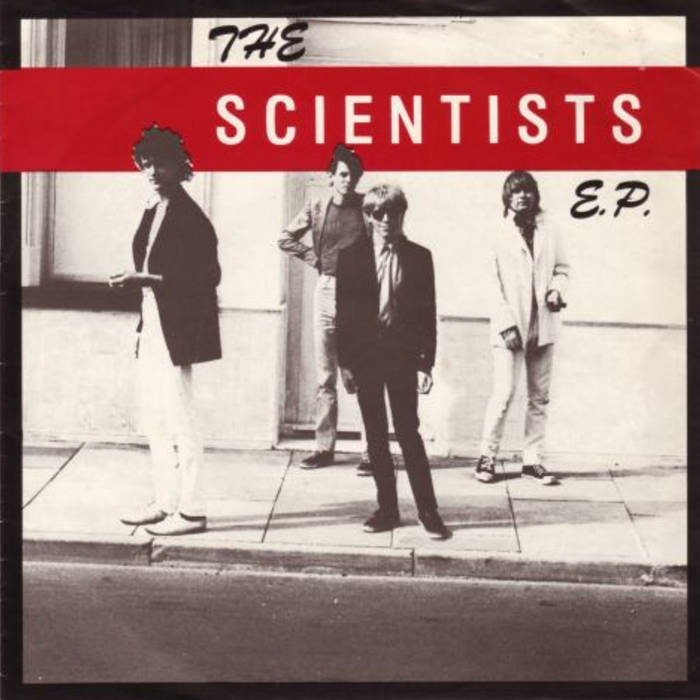 The Scientists EP cover art