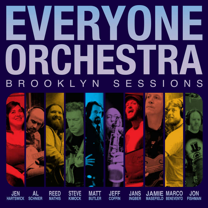 Brooklyn Sessions cover art