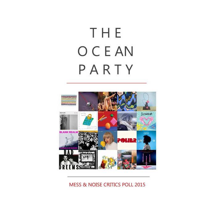 Mess & Noise Critics Poll 2015 cover art
