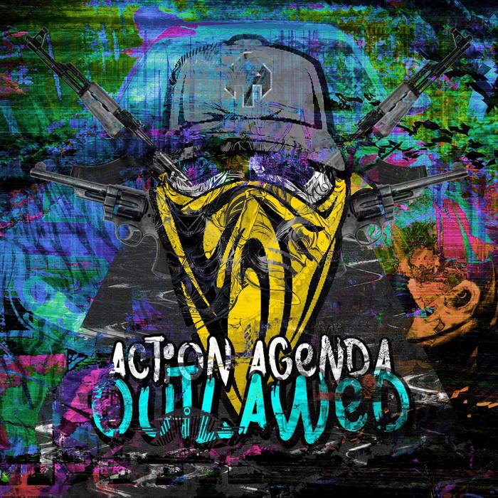 [HVZ030] Action Agenda - Outlawed cover art
