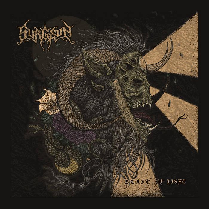 Beast of LIght cover art