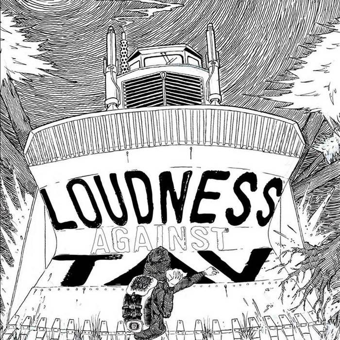 Loudness Against TAV cover art