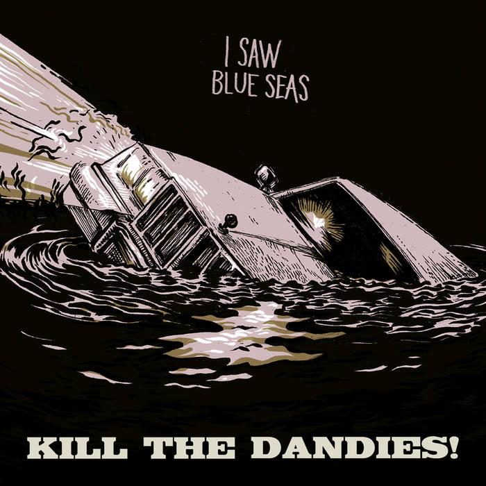 I Saw Blue Seas cover art