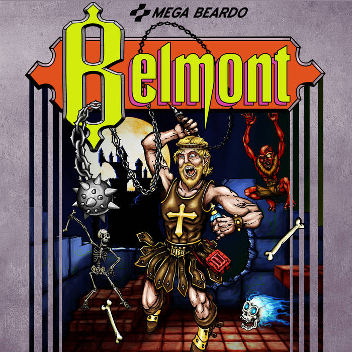 Belmont cover art