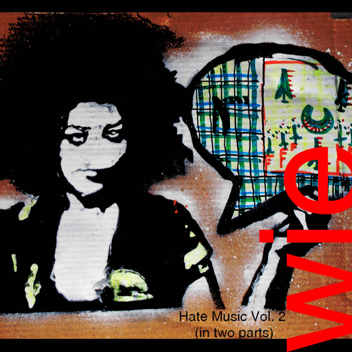 [OUT_10] Hate Music Vol. 2 (in two parts) cover art