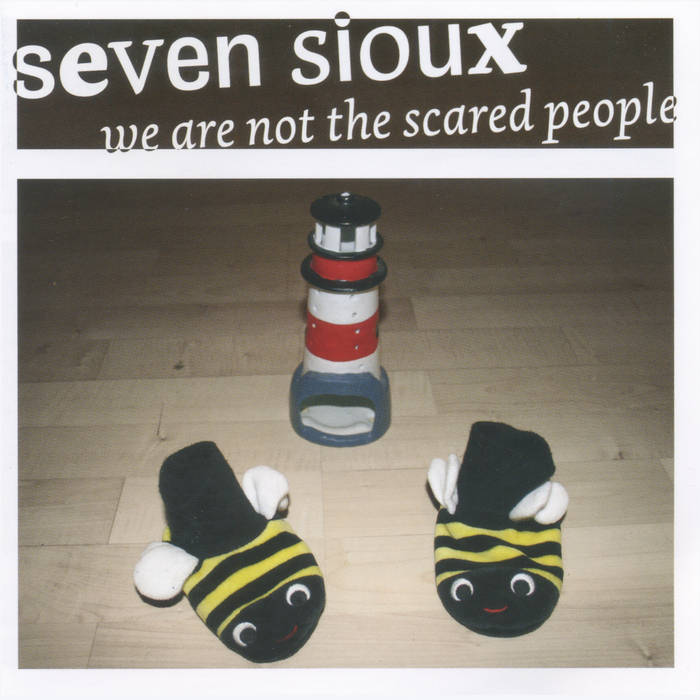 We Are Not The Scared People cover art