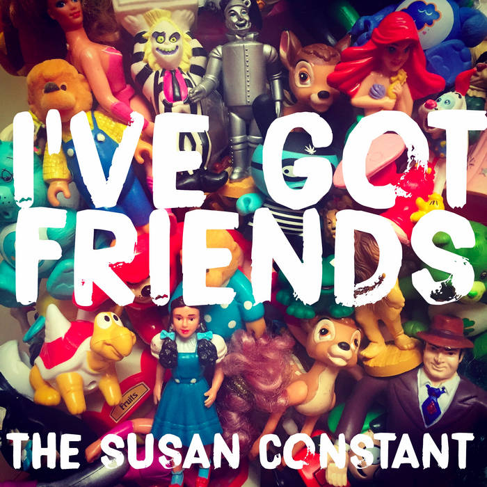 I've Got Friends (Single) cover art