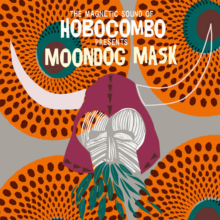 Moondog Mask cover art