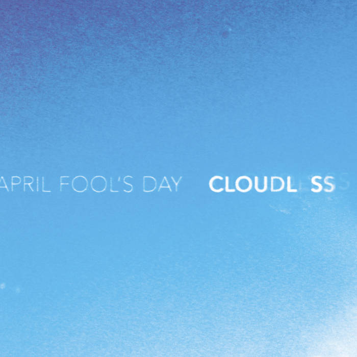 Cloudless cover art