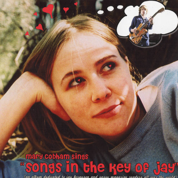 "Mary Cobham Sings ""Songs in the Key of Jay"" cover art"