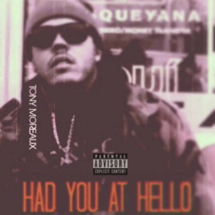 Had You At Hello (EP) cover art