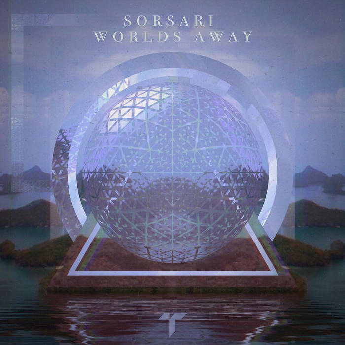 Worlds Away E.P. cover art