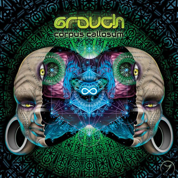 Grouch - Corpus Callosum cover art