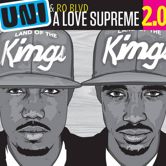 A Love Supreme 2.0 cover art