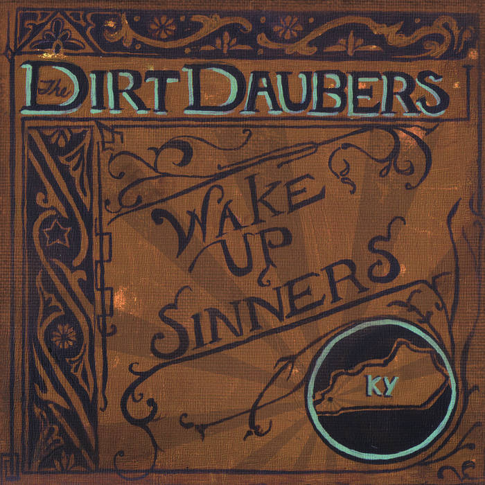 Wake Up, Sinners cover art