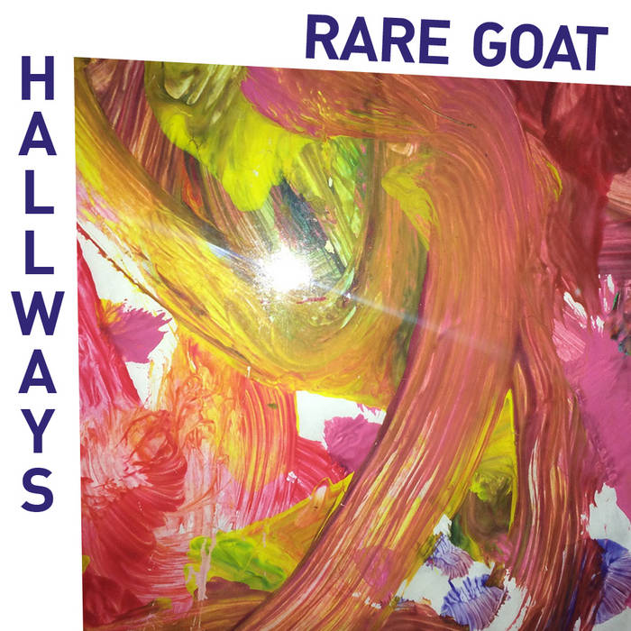 Hallways cover art