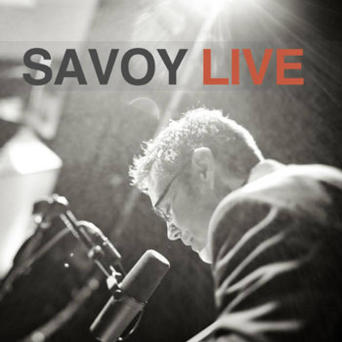 Savoy Live cover art