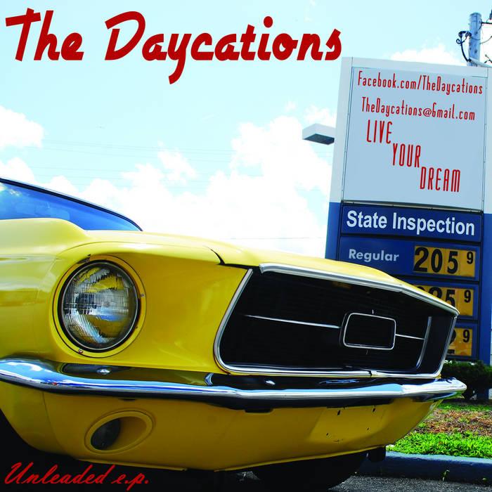 Unleaded E.P. cover art