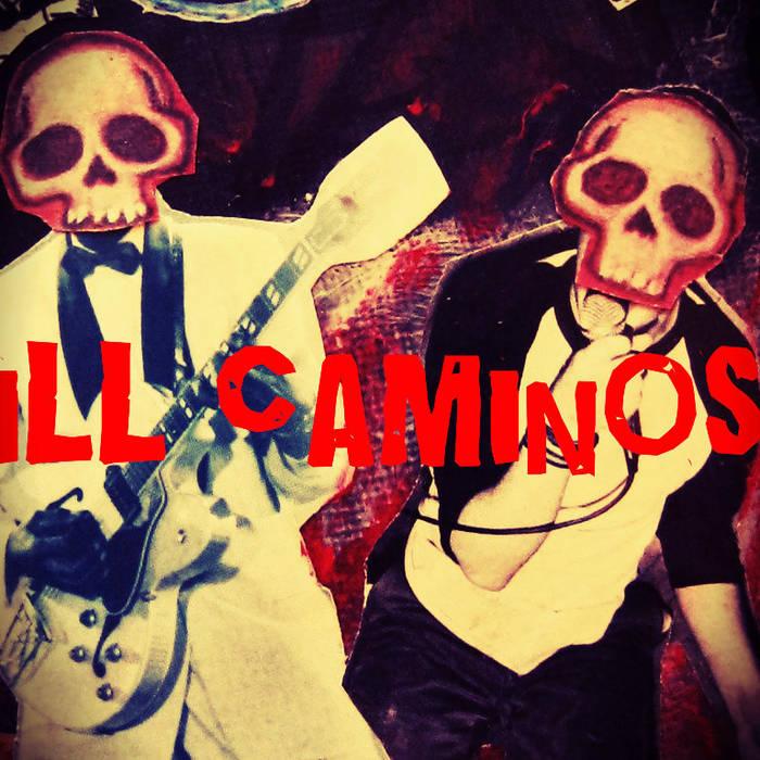 ill Camino Fantastico! (DEBUT ALBUM) cover art